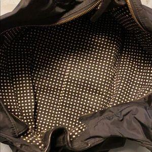 kate spade Bags - Kate spade black nylon Stevie bag
